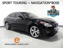 INFINITI Q70 *SPORT PKG, NAVIGATION, SURROUND CAMERAS, CLIMATE SEATS, HEATED STEERING WHEEL, BOSE AUDIO, BLUETOOTH 2015