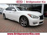 2015 INFINITI Q70L AWD Sedan, Deluxe Touring Pkg, Technology Pkg, Premium Pkg, Navigation, Rear-View Camera, Bose Surround Sound, Heated/Ventilated Leather Seats, Power Sunroof, 20-Inch Alloy Wheels,