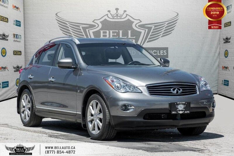 2015 INFINITI QX50 AWD, BACK-UP CAM, SUNROOF, BLUETOOTH, PUSH START