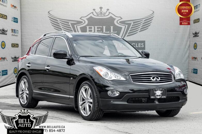 2015 INFINITI QX50 PREMIUM, 360 CAM, SUNROOF, LEATHER, PUSH START, BLUETOOTH Toronto ON