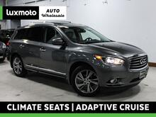 2015_INFINITI_QX60_3rd Row AWD Climate Seats Adptive Cruise Rear DVD_ Portland OR