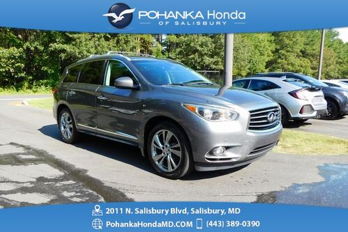 2015_INFINITI_QX60_AWD ** NAVI & REAR DVD ENTERTAINMENT ** BEST MATCH **_ Salisbury MD