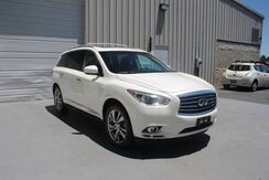 2015_INFINITI_QX60_AWD 1 Owner Nav Leather Auto 3.5L V6 Sunroofs Warranty_ Knoxville TN