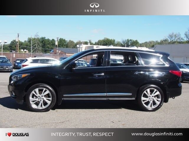 2015 INFINITI QX60 AWD 4DR Summit NJ