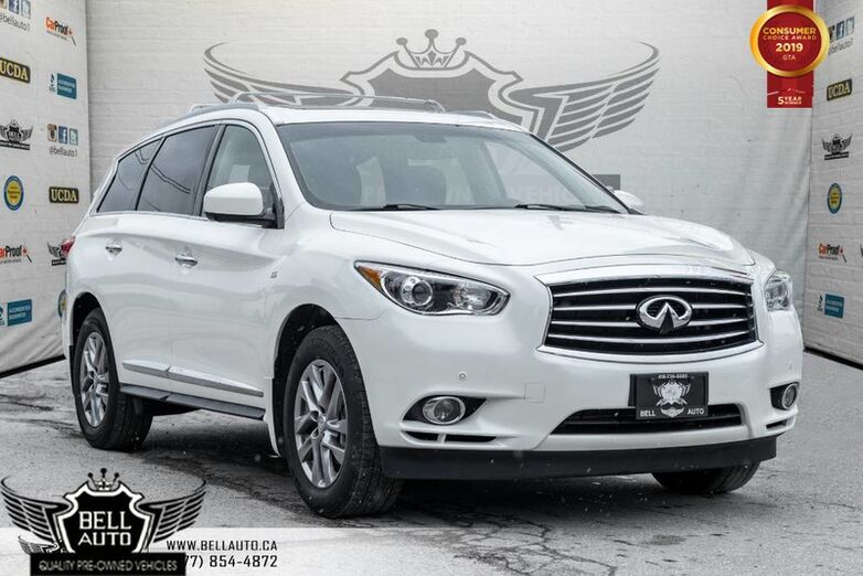 2015 INFINITI QX60 AWD, BACK-UP CAM, NAVI, MOONROOF, BLUETOOTH Toronto ON
