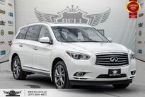 INFINITI QX60 AWD, NO ACCIDENT, 7 PASS, NAVI, 360 CAM, SUNROOF 2015