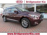 2015 INFINITI QX60 AWD, Premium Package, Navigation System, Rear-View Camera, Bose Premium Sound, Bluetooth Technology, Heated Leather Seats, 3RD Row Seats, Power Sunroof, 18-Inch Alloy Wheels,