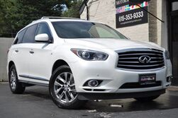INFINITI QX60 AWD/Premium Plus Pkg w/ Navigation, AroundView Monitor/Maple Accent Pkg/Heated Front Seats/Heated Steering Wheel/Third Row Seating/Remote Start 2015