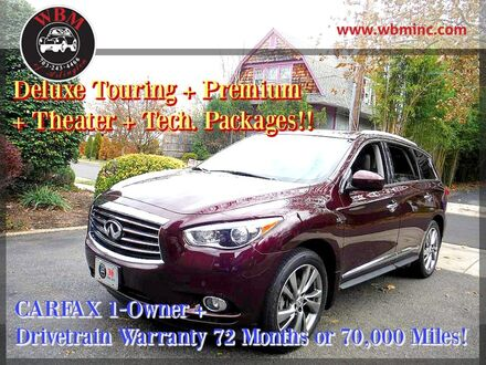 2015_INFINITI_QX60_AWD w / Deluxe Technology Pkg_ Arlington VA