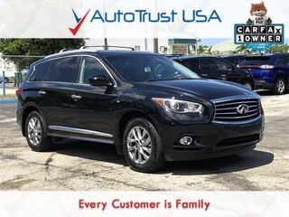 INFINITI QX60 Base 1 OWNER CLEAN CARFAX NAV SUNROOF BACKUP CAM PREM P 2015