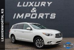 2015_INFINITI_QX60_Base_ Leavenworth KS