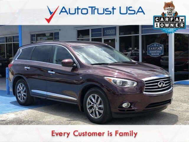 Infiniti Dealer Miami >> 2015 Infiniti Qx60 Base