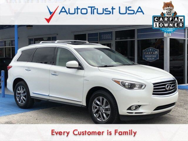 2015 INFINITI QX60 Base Miami FL