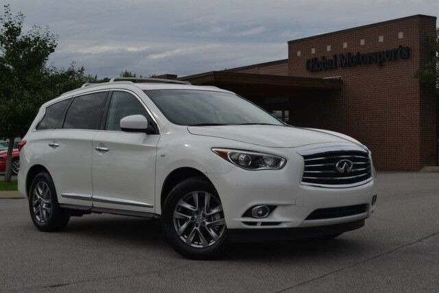 2015 INFINITI QX60 Bluetooth&Bluetooth Audio/Rear View Cam/3rd Row Seating/Rear Air&Heat/Heated Seats&Steering Wheel/Premium Sound/Parking Sensors/Satellite Radio Nashville TN