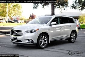 2015_INFINITI_QX60 Hybrid_AWD, $12,500 in Option Packages & Almost 30 MPG!_ Fremont CA