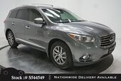 2015 INFINITI QX60 NAV READY,CAM,SUNROOF,PARK ASST,HID LIGHTS,3RD ROW