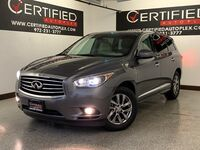 INFINITI QX60 NAVIGATION SUNROOF SURROUND VIEW CAMERA PARK ASSIST HEATED LEATHER SEATS BO 2015