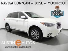 INFINITI QX60 *NAVIGATION, SURROUND CAMERAS, MOONROOF, LEATHER, HEATED SEATS/STEERING WHEEL, BOSE AUDIO, BLUETOOTH 2015