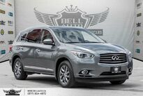 INFINITI QX60 PREMIUM, AWD, NAVI, BACK-UP CAM, SUNROOF, LEATHER, BLUETOOTH 2015