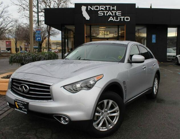 2015_INFINITI_QX70__ Walnut Creek CA