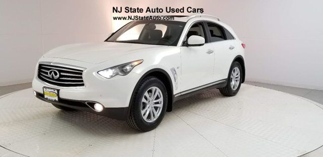 2015 INFINITI QX70 AWD 4dr Jersey City NJ