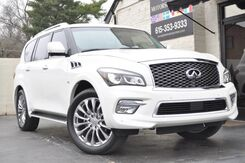 2015_INFINITI_QX80_4WD/Deluxe Technology Package w/ Navigation, Heated Seats & Heated Steering Wheel/Driver's Assistance Package w/ Blind Spot Warning, Intelligent Cruise Control, 360* Cameras/22'' Wheel Package/Bose Audio_ Nashville TN