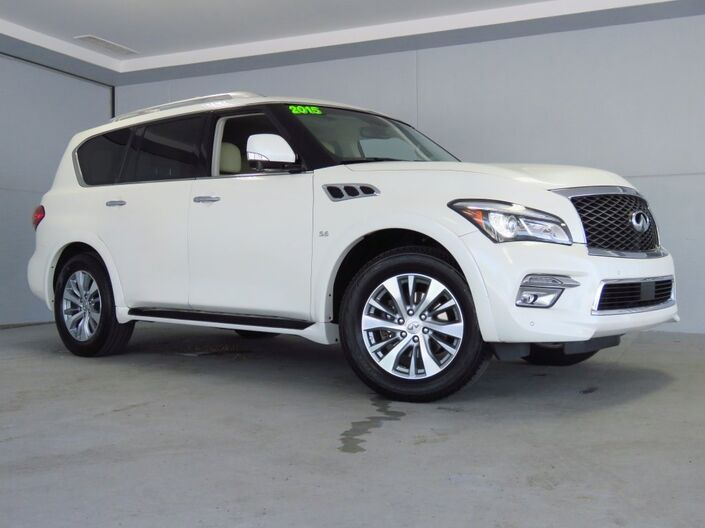 2015 INFINITI QX80 Base Merriam KS