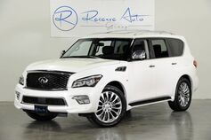 2015 INFINITI QX80 Deluxe Tech Theater Drivers Asst 22 Wheel