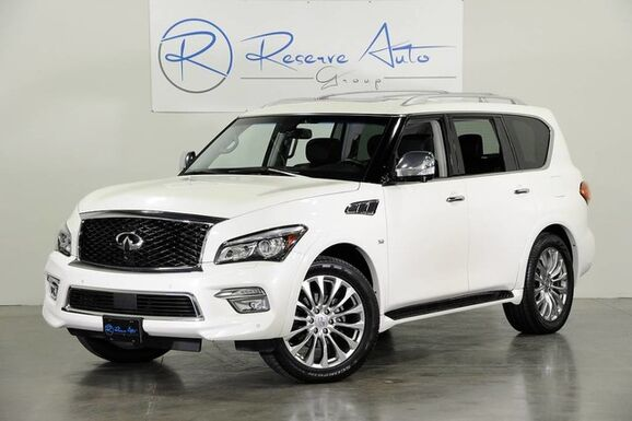 2015_INFINITI_QX80_Deluxe Tech Theater Drivers Asst 22 Wheel_ The Colony TX