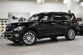 2015 INFINITI QX80 Deluxe Technology Package