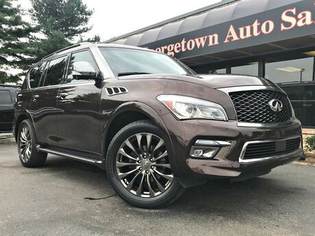 2015 INFINITI QX80 Limited Georgetown KY