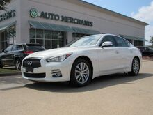 2015_Infiniti_Q50_Premium AWD LEATHER, NAVIGATION, SUNROOF, SATELLITE, HTD FRONT STS, BLUETOOTH, BACKUP CAMERA_ Plano TX