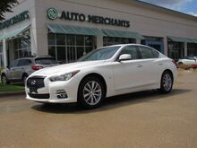 2015_Infiniti_Q50_Premium AWD NAV, SUNROOF, HTD SEATS, PUSH BUTTON, BLUETOOTH, SAT RADIO, AUX/USB INPUT, LEATHER_ Plano TX