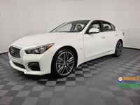 2015 Infiniti Q50 Sport - All Wheel Drive w/ Navigation