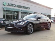 2015_Infiniti_Q50_Sport ***SPORT, Navigation Package***    3.7L 6CYLINDER, AUTOMATIC, LEATHER SEATS, NAVIGATION SYSTEM_ Plano TX