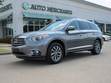 2015_Infiniti_QX60_Base AWD NAV, HTD SEATS, 360 DEG CAM, BLUETOOTH, PWR LIFT, SUNROOF_ Plano TX