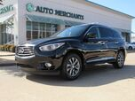 2015 Infiniti QX60 Base AWD ***Premium Plus Package, Premium Package***  3.5L, 6 CYLINDER, AUTOMATIC, LEATHER SEATS NAV