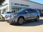 2015 Infiniti QX60 Premium Plus Package, Premium Package,  Entertainment System  LEATHER SEATS, SATELLITE RADIO