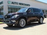2015 Infiniti QX80 4WD Theater Package, DRIVERS Assistance Package, 22