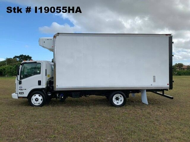 2015 Isuzu NQR 18' Refrigerated Box (Diesel) Homestead FL
