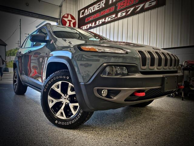 2015_JEEP_CHEROKEE 4X4_TRAILHAWK_ Bridgeport WV