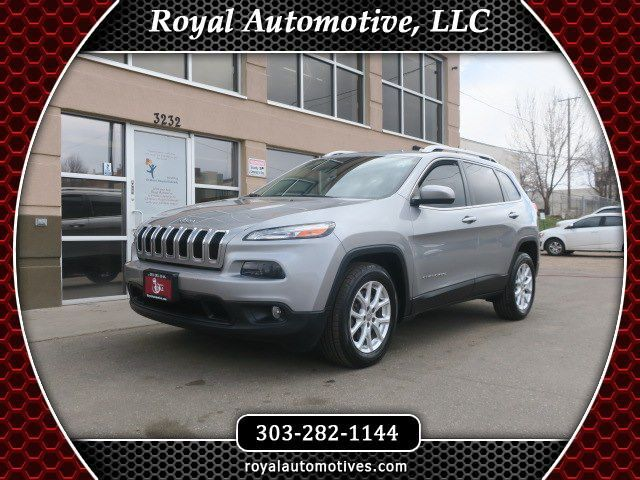 2015 JEEP CHEROKEE LATITUDE Englewood CO
