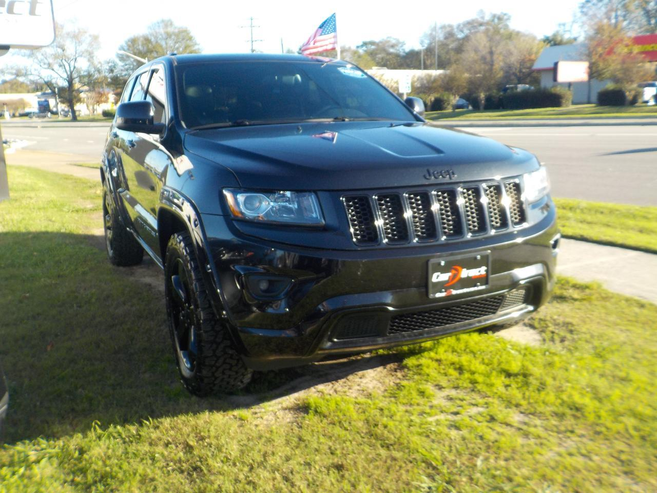 2015 JEEP GRAND CHEROKEE LAREDO 4X4, BLUETOOTH, REMOTE START, SUNROOF, HEATED SEATS, LEATHER, ONLY 62K MILES! Virginia Beach VA
