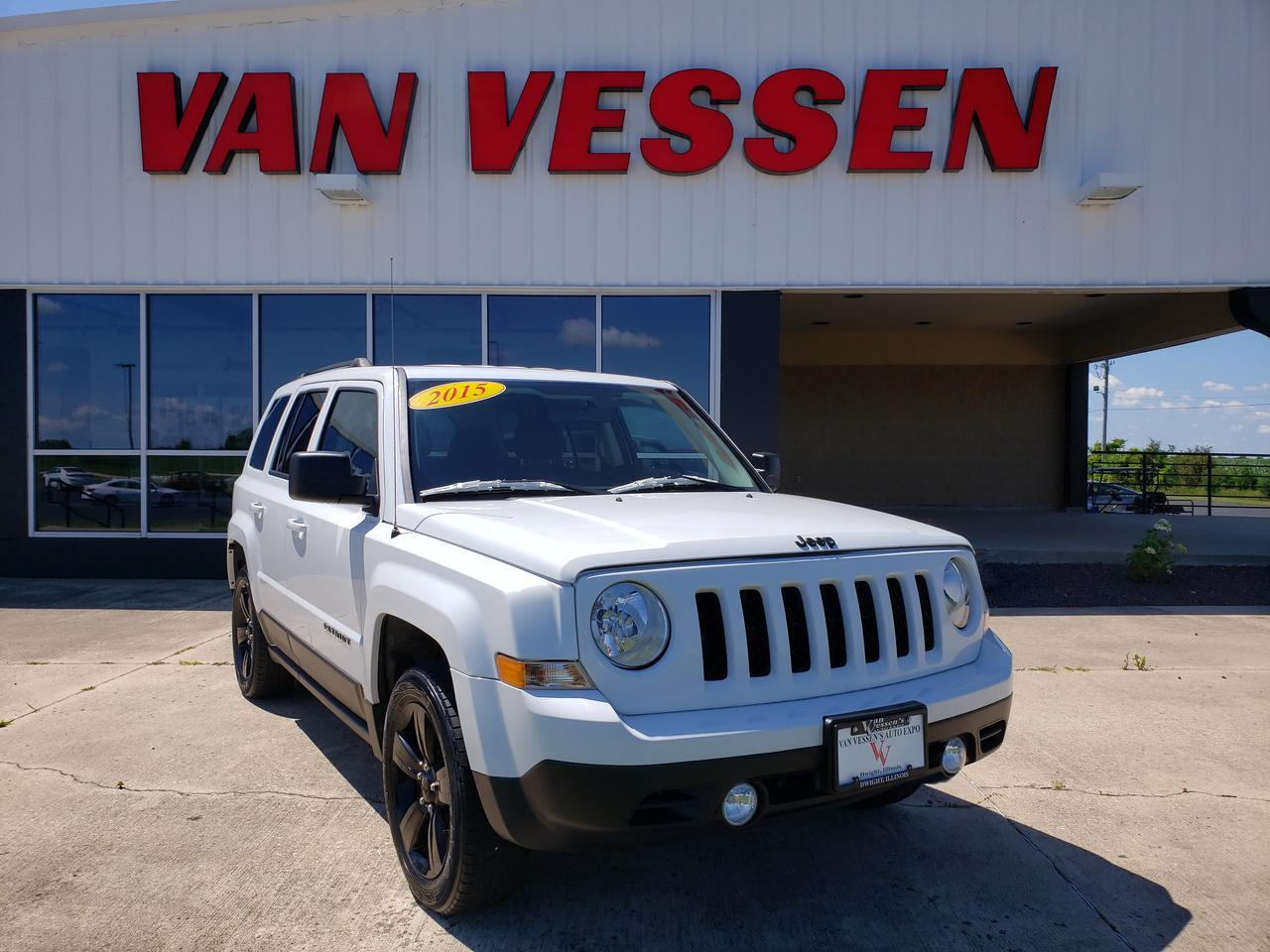 2015 JEEP PATRIOT SPORT ALTITUDE