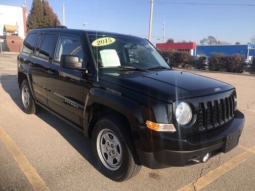 2015_JEEP_Patriot_Sport_ Frankfort KY