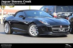 2015_Jaguar_F-TYPE_Base_ San Jose CA