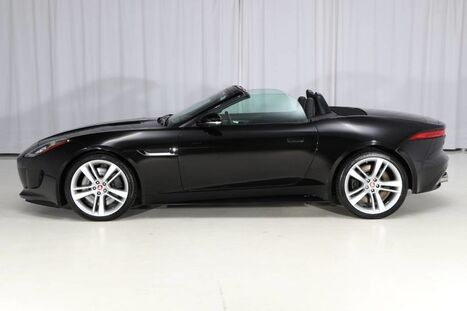 2015_Jaguar_F-TYPE Convertible_V8 S CPO_ West Chester PA