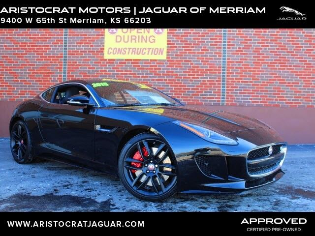 2015 Jaguar F-TYPE R Merriam KS