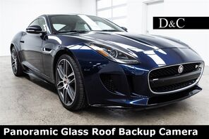 2015_Jaguar_F-TYPE_R Panoramic Glass Roof Backup Camera_ Portland OR