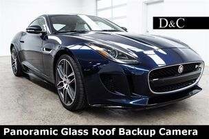 2015 Jaguar F-TYPE R Panoramic Glass Roof Backup Camera